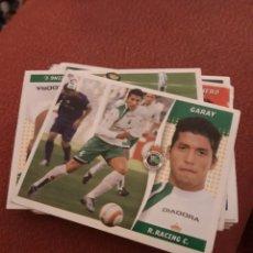 Cromos de Futebol: ESTE 06 07 2006 2007 SIN PEGAR GARAY RACING DE SANTANDER. Lote 184400093