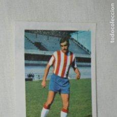 Cromos de Fútbol: TEJADA - MUY DIFÍCIL - LIGA 71 72 / 71-72 - FHER 1971/72 COLORES/EQUIPAMIENTO GRANADA ¡MIRA RAREZA!. Lote 184573365