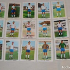 Cromos de Fútbol: R. ZARAGOZA - 16 CROMOS - LIGA 70-71 - CAMPEONATO DE LIGA 1970 / 1971 - FHER / DISGRA ¡BUEN ESTADO!. Lote 184610157