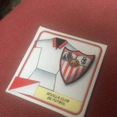 Cromos de Fútbol: ESTE 89 90 1989 1990 DESPEGADO ESCUDO SEVILLA. Lote 184852920