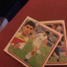 Cromos de Fútbol: ESTE 89 90 1989 1990 DESPEGADO SEVILLA NANDO. Lote 184889902