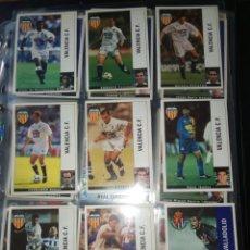 Cromos de Fútbol: LIGA 95-96 PANINI 196 CROMOS DIFERENTES.ESTAN NUEVOS NO PEGADOS BIEN CONSERVADOS. Lote 185699852