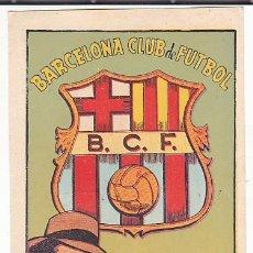 Cromos de Fútbol: CROMO FUTBOL CROMOS CULTURA EDITORIAL BRUGUERA ENTRENADOR F.C.BARCELONA GUZMAN. Lote 267569579