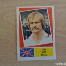 Cromos de Fútbol: FHER ARGENTINA 1978 CROMO NÚM. 280, COMO NUEVO. VER OTROS CROMOS COLECCIÓN. Lote 185709458