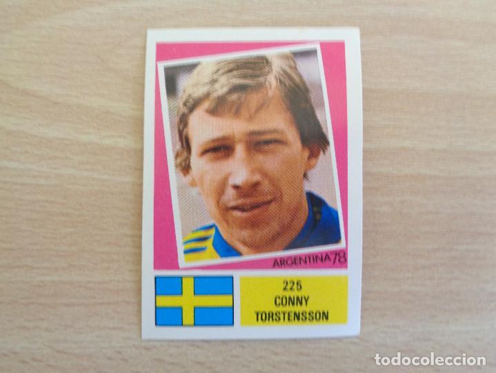 FHER ARGENTINA 1978 CROMO NÚM. 225, COMO NUEVO. VER OTROS CROMOS COLECCIÓN (Coleccionismo Deportivo - Álbumes y Cromos de Deportes - Cromos de Fútbol)