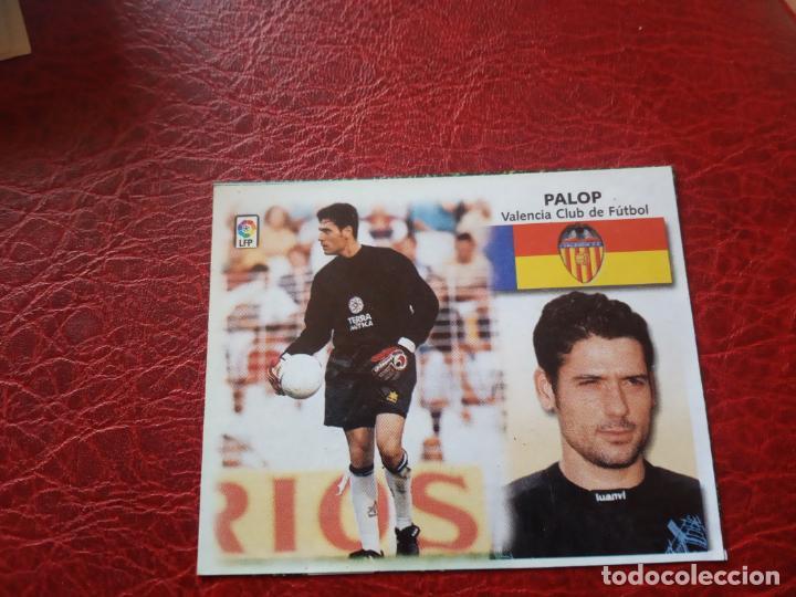 PALOP VALENCIA ED ESTE 99 00 CROMO FUTBOL LIGA 1999 2000 - RECORTADO - FICHAJE 25 1660 (Coleccionismo Deportivo - Álbumes y Cromos de Deportes - Cromos de Fútbol)