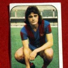Cromos de Fútbol: ED. ESTE 76-77. ALBADALEJO BARCELONA. RECUPERADO. Lote 185732841