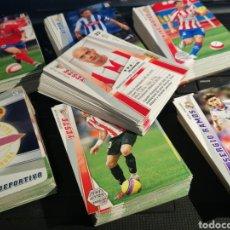 Cromos de Fútbol: LOTE DE 326 CARDS DE FUTBOL DE LA COLECCION MEGACRACKS 08 09. Lote 185936188