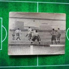 Cromos de Fútbol: CROMO FOTOGRAFÍA FÚTBOL CHOCOLATES OSTARIZ ESCENAS INTERESANTES DE FOOT BALL 1922 Nº 11. Lote 186110507