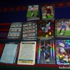 Cromos de Fútbol: LAS FICHAS DE LA LIGA 2004 LOTE 156 CROMO CON 17 CRACK. MUNDI CROMO. REGALO 15 DE LIGA 2005. . Lote 186126978