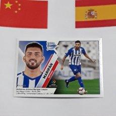 Cromos de Fútbol: ALBUM FUTBOL LIGA ESTE 2019 2020 CROMO PANINI 19 20 N 5 A 5A ALAVES MARIPAN. Lote 186189551