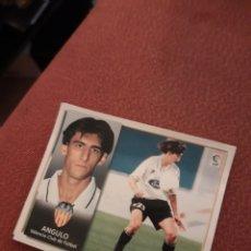 Cromos de Fútbol: ESTE 98 99 1998 1999 VENTANILLA VALENCIA ÁNGULO. Lote 186462230