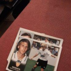 Cromos de Fútbol: ESTE 98 99 1998 1999 VENTANILLA VALENCIA MENDIETA. Lote 186462253