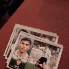 Cromos de Fútbol: ESTE 98 99 1998 1999 VENTANILLA VALENCIA SORIA. Lote 186462261