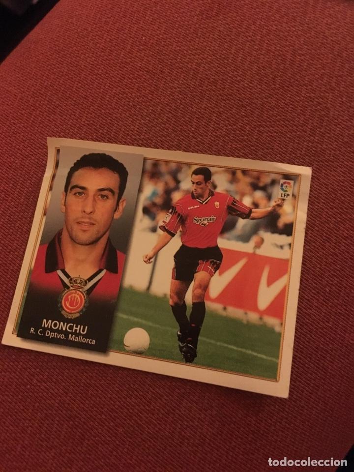 ESTE 98 99 1998 1999 VENTANILLA MALLORCA MONCHU (Coleccionismo Deportivo - Álbumes y Cromos de Deportes - Cromos de Fútbol)