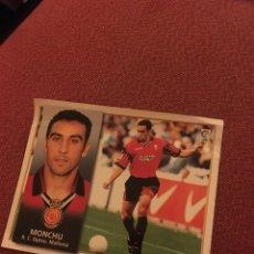 Cromos de Fútbol: ESTE 98 99 1998 1999 VENTANILLA MALLORCA MONCHU. Lote 186462875