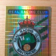 Cromos de Fútbol: FÚTBOL CROMO Nº 433 ESCUDO R. RACING SANTANDER CLUB MUNDICROMO 2004 2005 04-05. Lote 187406001