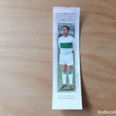 Cromos de Fútbol: CHOCOLATES SAMALLI 1966 - 66 - ELCHE - ROMERO. Lote 187406366