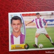 Cromos de Fútbol: TENA VALLADOLID CROMO 03 04 ED ESTE LIGA 2003 2004 FUTBOL CAMPEONATO - SIN PEGAR 800 COLOCA. Lote 187486372