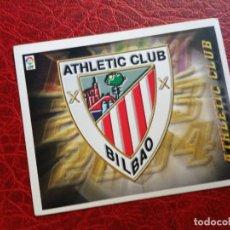 Cromos de Fútbol: ESCUDO BILBAO CROMO 03 04 ED ESTE LIGA 2003 2004 FUTBOL CAMPEONATO - SIN PEGAR 801. Lote 187486430