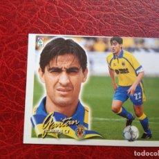 Cromos de Fútbol: GAITAN VILLARREAL ED ESTE LIGA CROMO 00 01 FUTBOL 2000 2001 - SIN PEGAR - 632. Lote 187486612