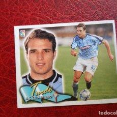 Cromos de Fútbol: TURDO CELTA ED ESTE LIGA CROMO 00 01 FUTBOL 2000 2001 - SIN PEGAR - 633 BAJA. Lote 187486642