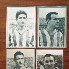 Cromos de Fútbol: SASTRE , CASAMITJANA , VILCHES Y COLL ( R.C.D. ESPAÑOL ) - CROMOS DICEN 1958 - 1959 ( 58 /59 ). Lote 52734256
