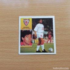 Cromos de Fútbol: COLOCA MARADONA SEVILLA CF EDICIONES ESTE 1992 1993 LIGA 92 93 SIN PEGAR NUNCA PEGADO. Lote 188449501