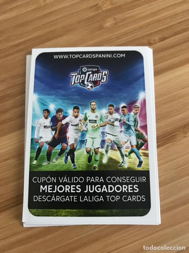 12+5 CUPONES CON CÓDIGO LIGA ESTE (Coleccionismo Deportivo - Álbumes y Cromos de Deportes - Cromos de Fútbol)