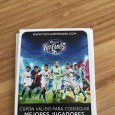 Cromos de Fútbol: 12+5 CUPONES CON CÓDIGO LIGA ESTE. Lote 189728662