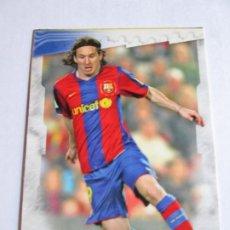 Cromos de Fútbol: #74 MESSI BARCELONA 08 09 MUNDICROMO FICHAS LIGA 2008 2009. Lote 189987963