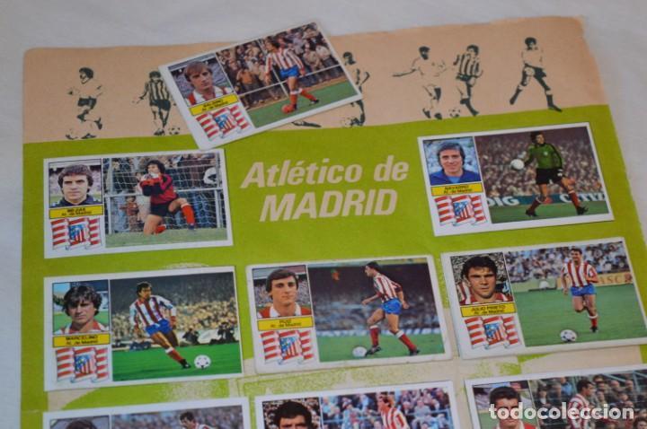 Cromos de Fútbol: Hoja con 31 cromos del LAS PALMAS y ATLÉTIC MADRID / - LIGA 1982 / 1983 -- 82 / 83 Edic. ESTE ¡Mira! - Foto 11 - 190117882