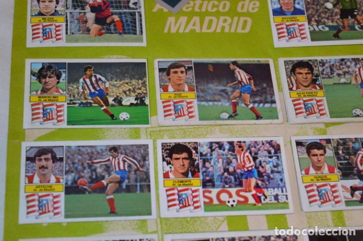 Cromos de Fútbol: Hoja con 31 cromos del LAS PALMAS y ATLÉTIC MADRID / - LIGA 1982 / 1983 -- 82 / 83 Edic. ESTE ¡Mira! - Foto 15 - 190117882