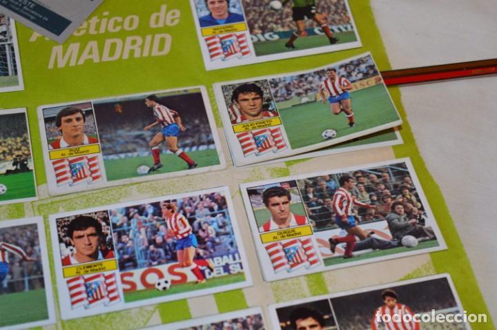 Cromos de Fútbol: Hoja con 31 cromos del LAS PALMAS y ATLÉTIC MADRID / - LIGA 1982 / 1983 -- 82 / 83 Edic. ESTE ¡Mira! - Foto 16 - 190117882