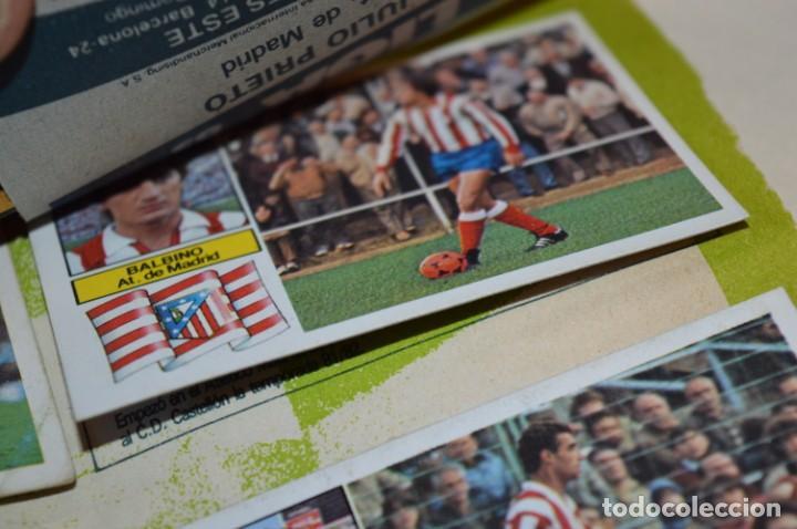 Cromos de Fútbol: Hoja con 31 cromos del LAS PALMAS y ATLÉTIC MADRID / - LIGA 1982 / 1983 -- 82 / 83 Edic. ESTE ¡Mira! - Foto 17 - 190117882