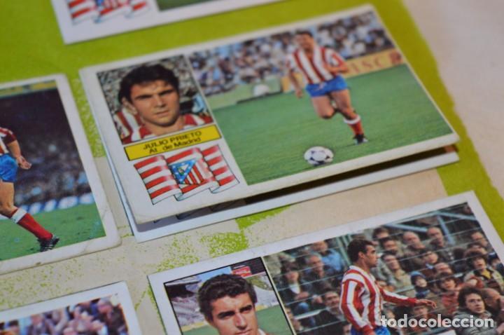 Cromos de Fútbol: Hoja con 31 cromos del LAS PALMAS y ATLÉTIC MADRID / - LIGA 1982 / 1983 -- 82 / 83 Edic. ESTE ¡Mira! - Foto 18 - 190117882