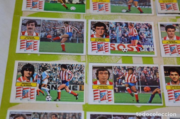 Cromos de Fútbol: Hoja con 31 cromos del LAS PALMAS y ATLÉTIC MADRID / - LIGA 1982 / 1983 -- 82 / 83 Edic. ESTE ¡Mira! - Foto 19 - 190117882