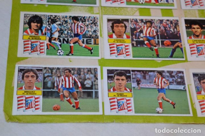 Cromos de Fútbol: Hoja con 31 cromos del LAS PALMAS y ATLÉTIC MADRID / - LIGA 1982 / 1983 -- 82 / 83 Edic. ESTE ¡Mira! - Foto 21 - 190117882