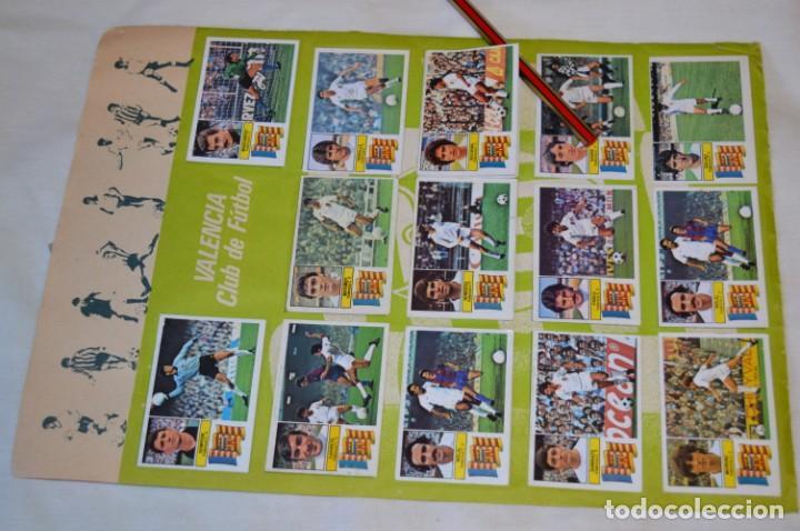 Cromos de Fútbol: Hoja con 31 cromos del VALENCIA y REAL SOCIEDAD / - LIGA 1982 / 1983 -- 82 / 83 Edic. ESTE ¡Mira! - Foto 2 - 190120418