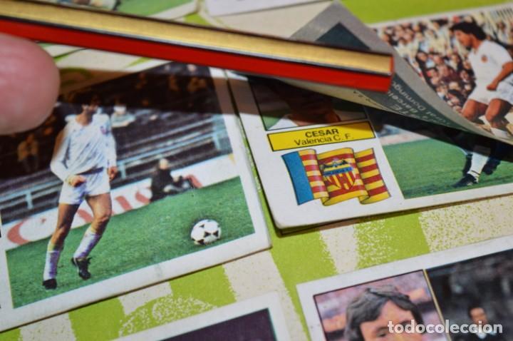 Cromos de Fútbol: Hoja con 31 cromos del VALENCIA y REAL SOCIEDAD / - LIGA 1982 / 1983 -- 82 / 83 Edic. ESTE ¡Mira! - Foto 19 - 190120418