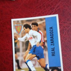Figurine di Calcio: ESNAIDER ZARAGOZA ED PANINI LIGA CROMO 95 96 FUTBOL 1995 1996 - SIN PEGAR - 161. Lote 190444430