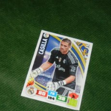 Cromos de Fútbol: CROMO ADRENALYN 2015-2016 / 15-16 (REAL MADRID) N°228 CASILLA. Lote 190615237