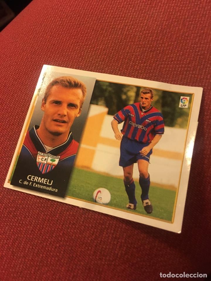 ESTE 98 99 1998 1999 VENTANILLA EXTREMADURA CERMELJ COLOCA (Coleccionismo Deportivo - Álbumes y Cromos de Deportes - Cromos de Fútbol)