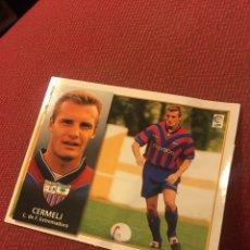 Cromos de Fútbol: ESTE 98 99 1998 1999 VENTANILLA EXTREMADURA CERMELJ COLOCA. Lote 190782978