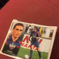 Cromos de Fútbol: ESTE 98 99 1998 1999 VENTANILLA EXTREMADURA ERAÑA COLOCA. Lote 190783011