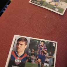 Cromos de Fútbol: ESTE 98 99 1998 1999 VENTANILLA EXTREMADURA GABRICH COLOCA. Lote 190851211