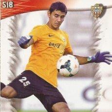Cromos de Fútbol: 2013-2014 - 518 USTARI - UD ALMERIA - MUNDICROMO OFFICIAL QUIZ GAME - 2. Lote 190873017