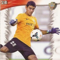 Cromos de Fútbol: 2013-2014 - 518 USTARI - UD ALMERIA - MUNDICROMO OFFICIAL QUIZ GAME - 4. Lote 190873065