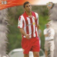 Cromos de Fútbol: 2013-2014 - 519 PELLERANO - UD ALMERIA - MUNDICROMO OFFICIAL QUIZ GAME - 6. Lote 190873205