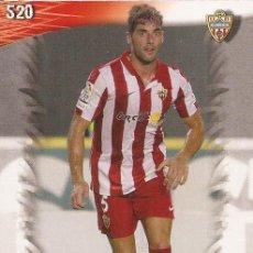 Cromos de Fútbol: 2013-2014 - 520 TRUJILLO - UD ALMERIA - MUNDICROMO OFFICIAL QUIZ GAME - 4. Lote 190873311